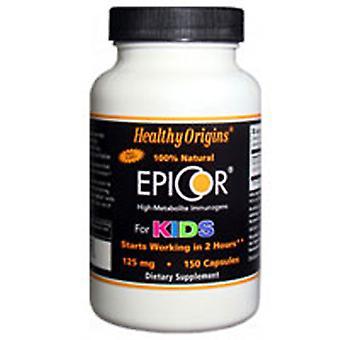 Healthy Origins EpiCor pour enfants, 125 mg, 150 bouchons