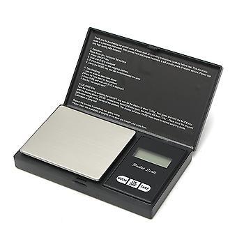 0.01g-500g elektronische Tasche Mini Digital LCD Gold Waage Gramm