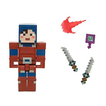"Official Minecraft Dungeons Hex 8.2cm (3.25"") Figure"