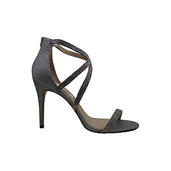 Nina Women's Shoes Chanise Leather Open Toe Special Occasion Strappy Sandals