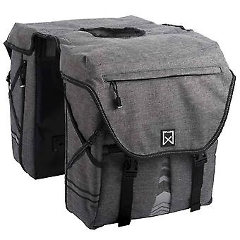 Willex Bicycle Bags 1200 28 L Anthracite 13313