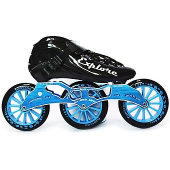 Skates Competition Roller Wheels Street Racing Train Skating Patines For Adult