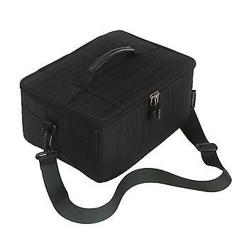 Vodotěsný nárazuvzdorný oddíl polstrované kamerové tašky slr dslr vložit ochrannou skříň s horní rukojetí a