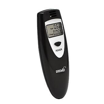 Analizator alkoholu w badaniu alkomatem testera powietrza