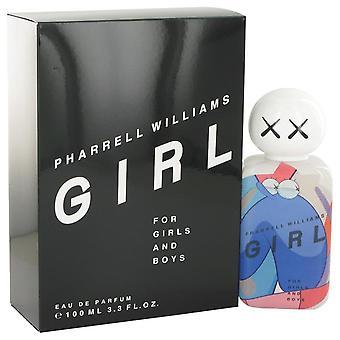 Pharrell Williams Girl Eau De Parfum Spray (Unisex unboxed) By Pharrell Williams 3.3 oz Eau De Parfum Spray