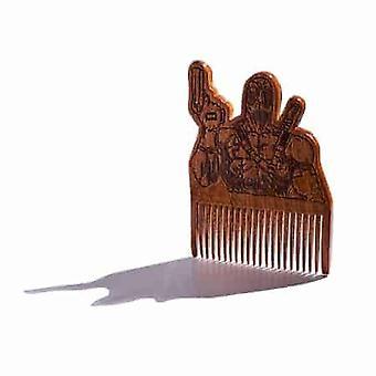 Deadpool puinen partakampa