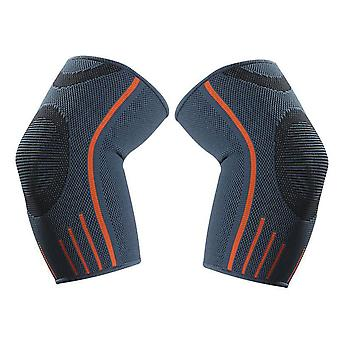 Thickening Anti-collosion Pressure Protection Kniting Sports Elbow Sleeves
