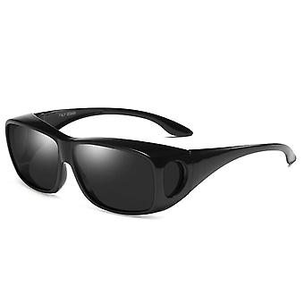 Night Vision Polarized Fishing Sports Sunglasses
