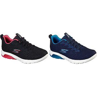 Skechers Womens/Ladies Go Walk Air Shadow Trainers