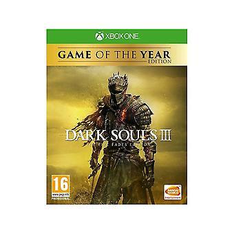 Dark Souls III Yangın Yılın Xbox One Oyunu Fades