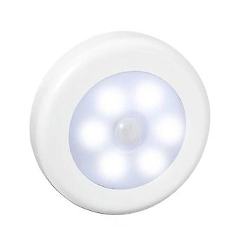 6-led Motion Sensor, Wireless Night Lights, Wall Decorative Lamp, Staircase