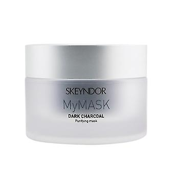 Mymask Dark Charcoal - Purifying Mask - 50ml/1.7oz