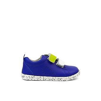 BOBUX Iw Grass Court Shoe Switch Blueberry & Lime