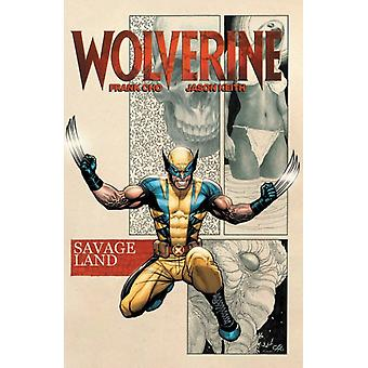 Wolverine By Frank Cho Savage Land by Frank Cho