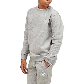 Kings will dream crosby grey sweatshirt j541