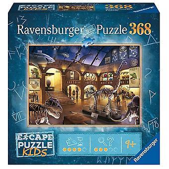 Ravensburger Escape Room Museum 368 stykke puslespill alder 9 + 12935
