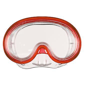BECO simning Mask & Snorkel Set - röd - för barn 8 + år