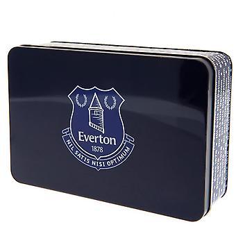 Everton FC:n säilytyslaatikko