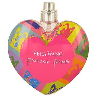 Prinses Power Eau De Toilette Spray (Tester) door Vera Wang 1.7 oz Eau De Toilette Spray