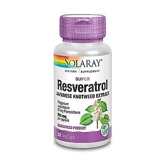 Super Resveratrol 30 grönsakskapslar