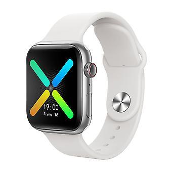 Inteligentné hodinky X8 40mm Bluetooth Call Silver