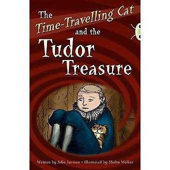 BC Red KS2 B5B The TimeTravelling Cat and the Tudor Treasure by Jarman & Julia
