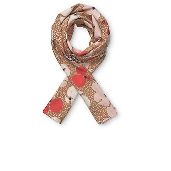 Masai Clothing Chipmunk Floral Along Scarf