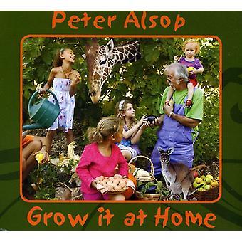 Peter Alsop - kasvaa se kotona [CD] Yhdysvallat tuoda