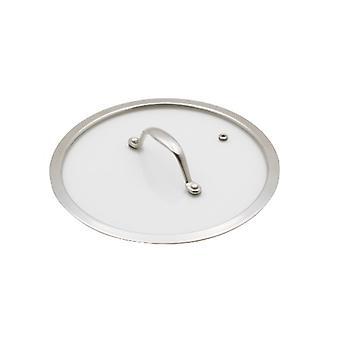 Mehrzer - Gehärteter Glasdeckel - Durchmesser 20 cm