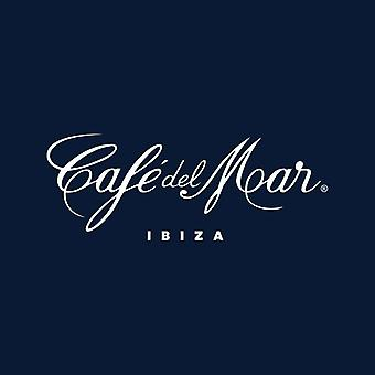 Cafe del Mar Classic White Logo Women's Vest