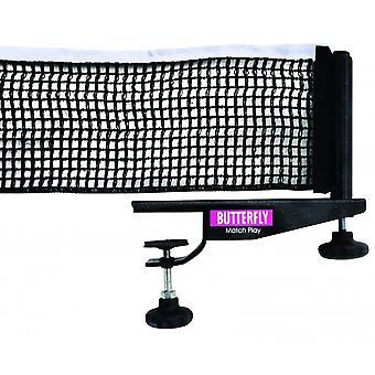 Butterfly Matchplay & Kilpailu Pöytä Tennis Verkko & Post Set