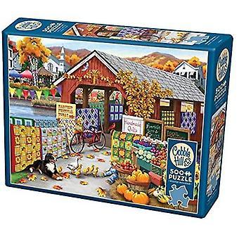 Cobble hill puzzle - harvest festival - 500 pc