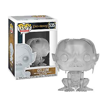 The Lord of the Rings Gollum Invisible US Pop! Vinyl
