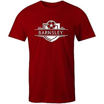 Barnsley 1887 established badge kids football t-shirt