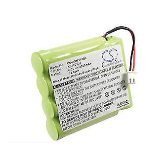 Cameron Sino Axm510Bl Battery Replacement For Axalto Barcode Scanner