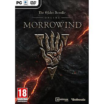 The Elder Scrolls Online Morrowind PC Game