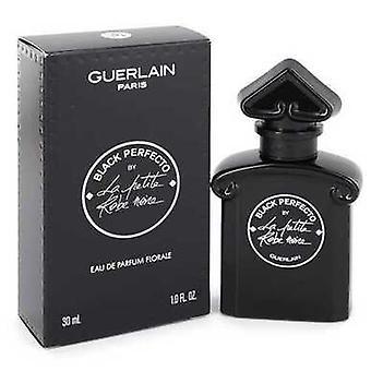 La Petite Kappe Noire Svart Perfecto Av Guerlain Eau De Parfum Florale Spray 1 Oz (kvinner) V728-549183