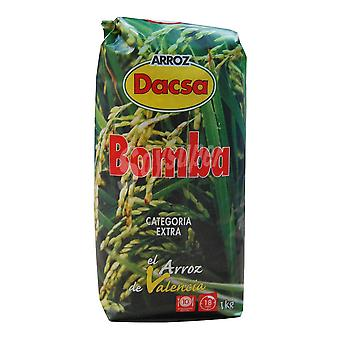 Rizs Dacsa Bomba (1 kg)