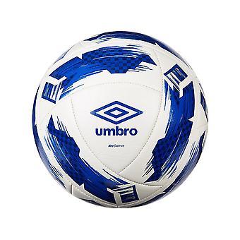 Umbro Neo Swerve Football White Blue Size 4