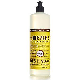 Mrs Meyers  Liquid Dish Soap, Bluebell 16 fl oz(case of 6)
