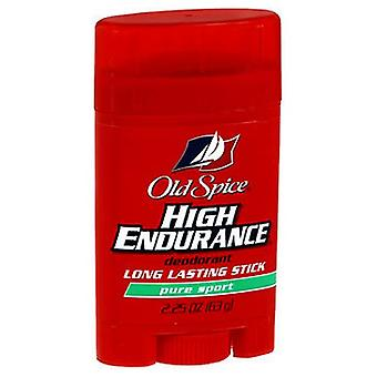 Old Spice Old Spice High Endurance Deodorant Long Lasting Stick, Pure Sport 2.25 oz