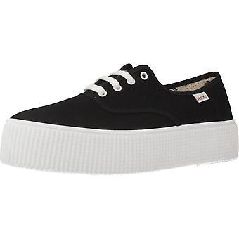 Victoria Sport / Zapatillas 1116100  Color Negro