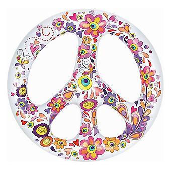 Ilmapatja Peace (146 x 149 x 27 cm)