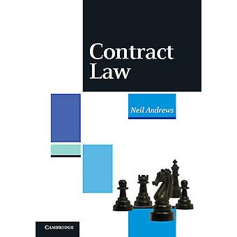 Contract Law by Neil Andrews