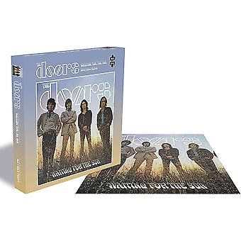 The Doors Waiting For The Sun Jigsaw Puzzle (500 Pieces)