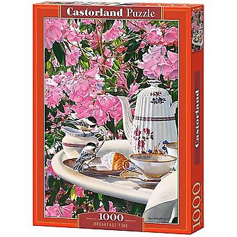 Castorland Breakfast Time Jigsaw Puzzle (1000 Pieces)