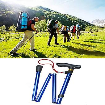 Adjustable Folding Light Weight Trekking Poles Hiking Pole Walking Stick