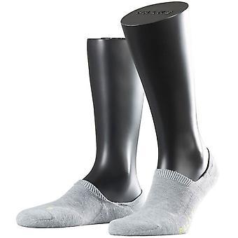 Doublures de chaussures Invisible Falke Cool Kick - gris clair