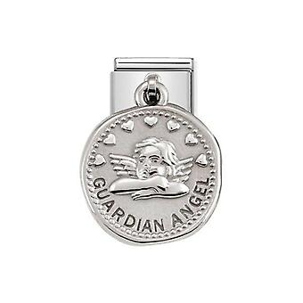 Nomination italy composable link guardian angel pendant charm 331804_21