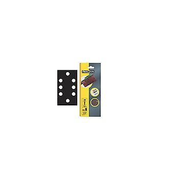 Flexovit Orbital Sheets - 10 Pack (93 x 230mm) 120g (Fint)